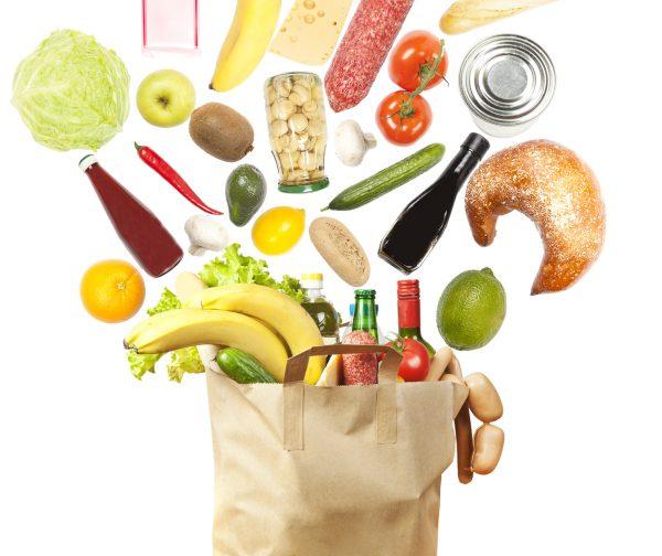 sacchetto alimenti