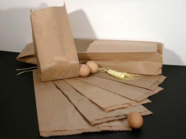 sacchetti per alimenti pane ed altro