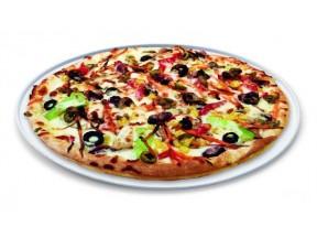 Piatto pizza in polpa di cellulosa cm.32 pz.25