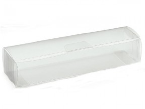 Scatola astuccio trasparente mm 80x60x40 pz.50