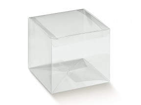 Scatola trasparente mm 90x45x160 pz.10