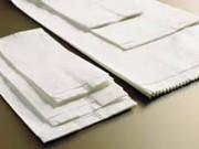 Sacchetti bianco vari formati vendita ad etti ( indicare misura