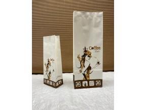 Sacchetti per gr.1000 caffe' mm 130x340 vendita a kg.