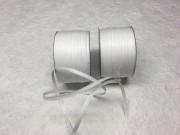 Nastri di rafia di carta bianco mm 7 metri 100