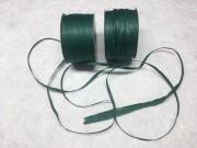 Nastri di rafia di carta verde mm 7 metri 100