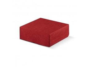 Scatole cartone regalo bordeaux marmotta mm 300x400x145