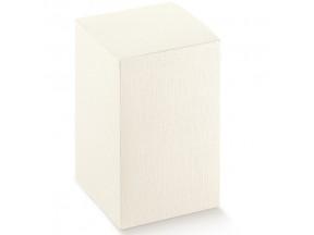 Scatole cartone sfere bianco mm 100x100x100 pz.10