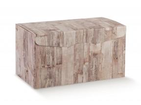 Scatola portabottiglie per 6 bott.wood mm.325x255x180