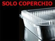 Coperchi pvc trasparente contenitore gastronomia r11g pz.100