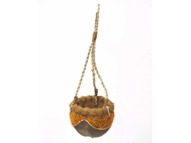 portavaso pensile diametro altezza in cocco