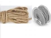 Cordoncino naturale mm.4 metri 20 corda
