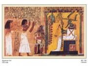 Affresco osiride cm.60x100 stampa arte affiches