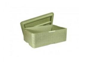 Cassa termica polistirolo mm. 328x166x100 - esterno: 368x205x162