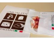 Carta politenata per alimenti salumi e formaggi cm.25x37 kg.10