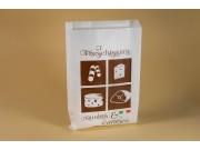 Sacchetti buste per salumi e formaggi 22+4x35h pz.1000