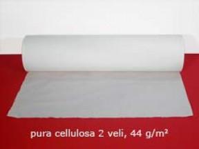 Lenzuolino medico in rotolo 2 veli cm.60x mt.80 216 strappi