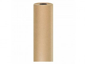 Rotolo carta sealing avana chiaro h.100 mt.125 kg.10 circa