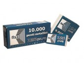 Punti per cucitrice mm. 7 (h. 4) 3 scatoline da 1000