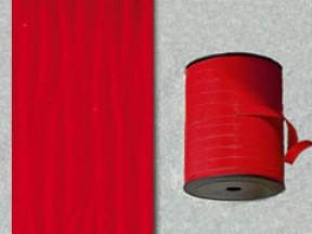 Nastro similcarta rosso mm. 10 metri 250
