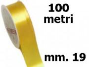 Nastro rotolo oro mm. 19x100 mt.