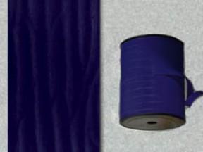 Nastro similcarta blu notte mm. 10 metri 250