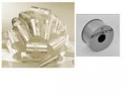 Nastro matrimonio da mm.50 argento stampa  anelli oro metri 50