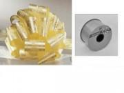 Nastro matrimonio da mm.50 oro stampa anelli oro metri 50
