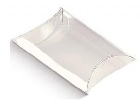 Scatola busta trasparente mm. 200x110x37 pz. 50