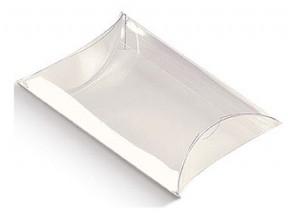 Scatola busta trasparente mm. 220x150x60 pz. 50