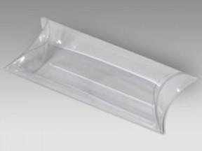 Bomboniera portaconfetti scatola trasparente tubo mm100x38 pz.50