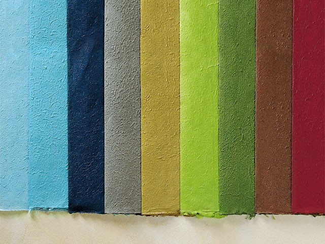 Carta di riso avoha bordeaux gr 50 cm 55x80 carta di for Tende carta di riso