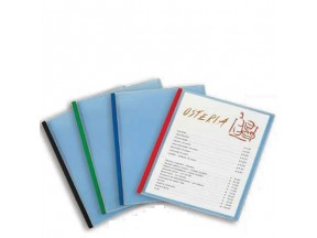 Porta menu 4 pagine mm. 210x297 foglio a4
