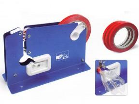 Sigillatore sacchetti a nastro adesivo da cm. 1