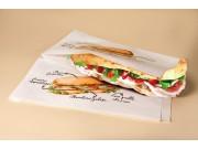 Sacchetto carta per panino imbottito gnam gnam cm.15x30 pz. 250