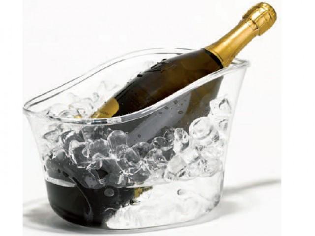 Secchiello portaghiaccio per bottiglie altezza cm - Portaghiaccio per bottiglie ...