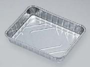Contenitore alluminio per gastronomia r11g mm. 227x177x36 pz.100