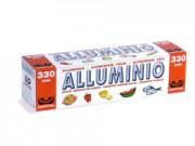 Rotolo alluminio in box mm 330x125 mt