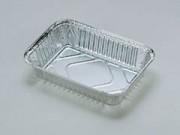 Contenitore alluminio per gastronomia r1l mm 212x147x40 pz.100