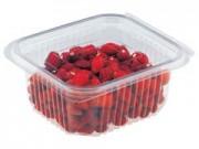 Contenitori alimenti trasparenti cc.375 mm. 94x100x50 pz. 100