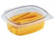 Contenitori alimenti trasparenti cc.250 mm. 112x82x36 pz. 100