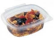 Contenitori alimenti trasparenti cc.500 mm 131x102x49 pz.100