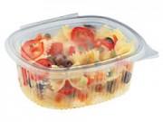 Contenitori alimenti trasparenti cc.1000 mm 163x133x60 pz.50