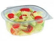 Contenitori alimenti trasparenti cc.1500 mm 193x163x59 pz.50