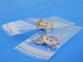 Buste trasparenti chiusura c/pattella adesiva cm 6x9+04 pz.100