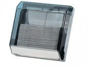 Dispenser per asciugamani in carta piegati mm. 300x100x290