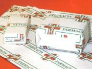 Carta per pacchetti farmacia gr. 40 cm. 25x37 kg. 10
