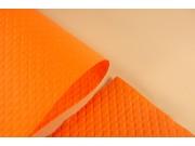 Tovaglie coprimacchia carta politenata arancio cm.100x100 pz.100