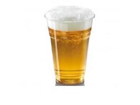 Bicchieri in pla trasparente pz.50 ml.400 biodegradabili
