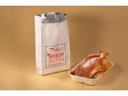 Sacchetti termici per pollo e alimenti cm.17+7x34 pz.50