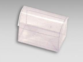 Scatole cofanetto trasparente mm. 70x45x52 pz. 10